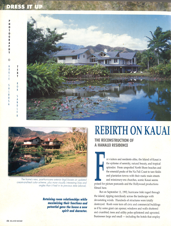 2. Rebirth on Kauai 1